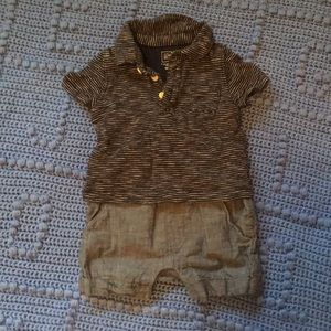 One Piece Baby Gap Outfit